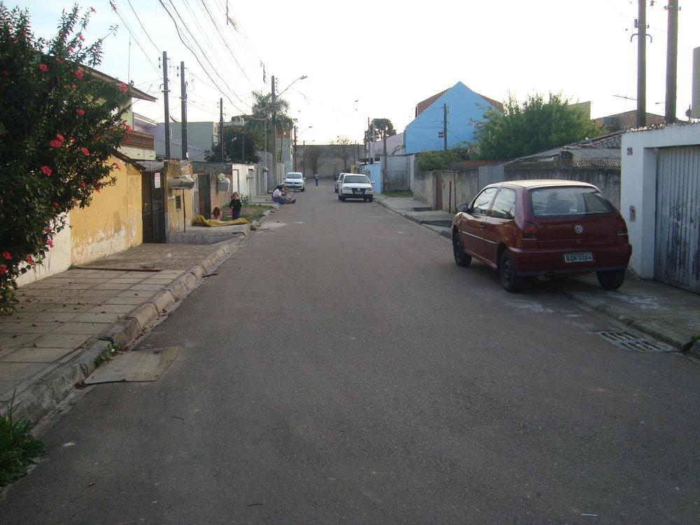 Pavimentação na Rua José Antônio dos Santos - DEPOIS