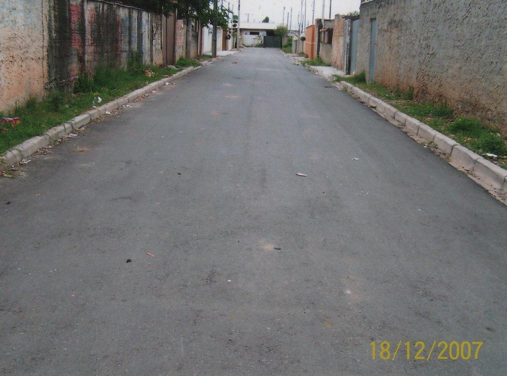 Pavimentação na Travessa João Taborda - DEPOIS
