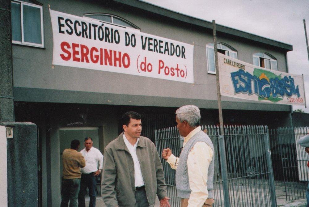Antigos escritórios do bairro ficavam na Rua Amador Bueno e Rua Filipinas