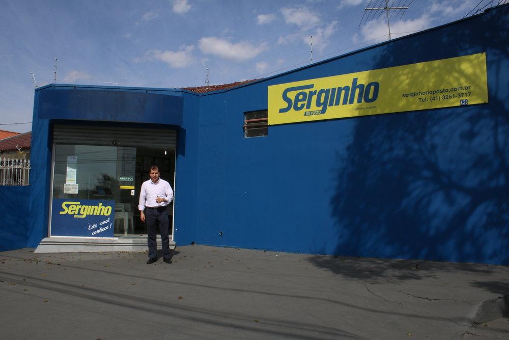 Desde 2011, o endereço do escritório do bairro é Rua Eng. Benedito Mário da Silva, 436