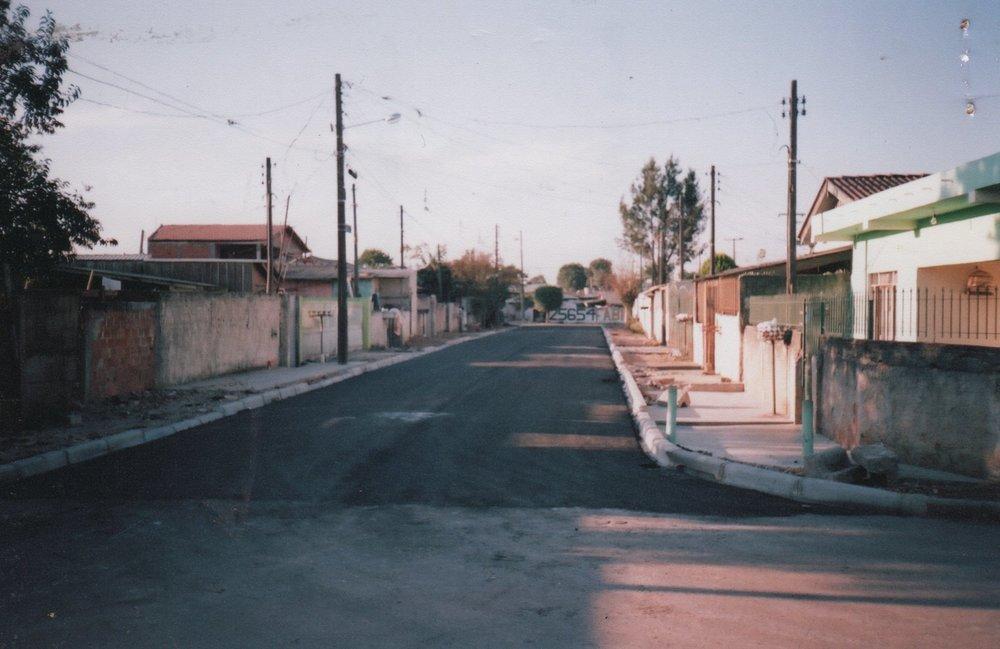 Rua Hilton de Mattos Leão, entre as ruas João Alves de Araújo e Odilon Ramos, Jd. Solitude