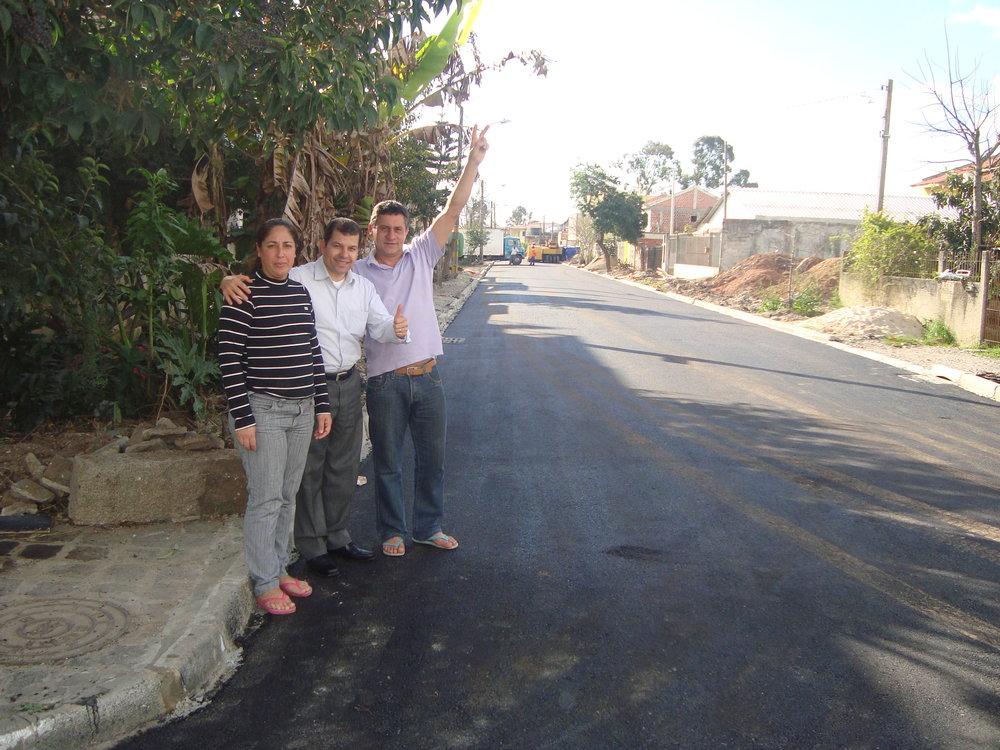 Revitalização da Rua Lauro Pastre, entre a Av. Florianópolis e a Rua Teófilo Otoni, V. São João Del'Rey .JPG