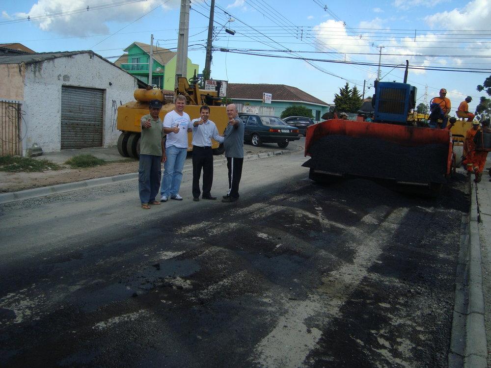 Revitalização da Rua Tunísia, entre as ruas Amador Bueno e Liberato E. do Prado, V. Centenário .JPG