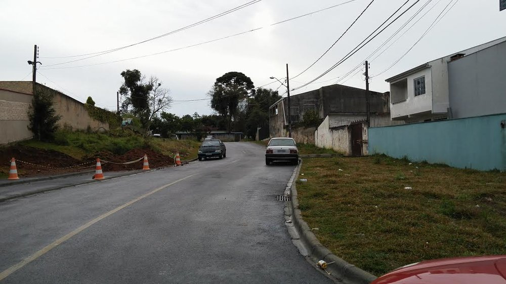 Pavimentação da Rua Dalila Lopes Costa - DEPOIS