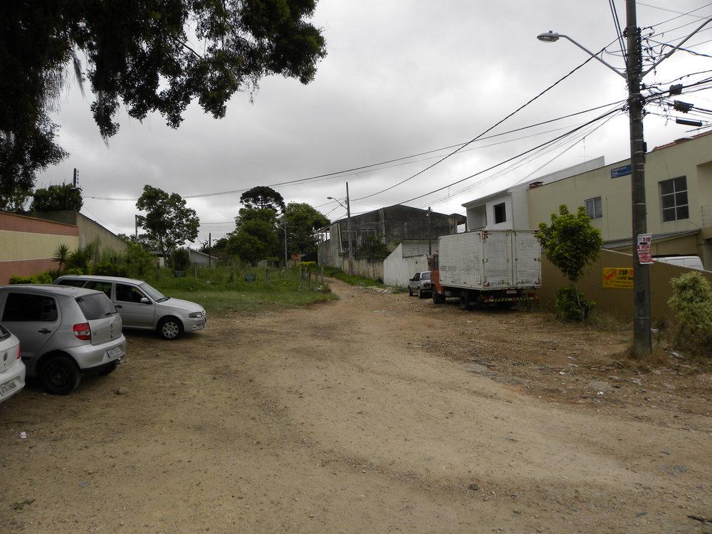 Pavimentação da Rua Dalila Lopes Costa - ANTES