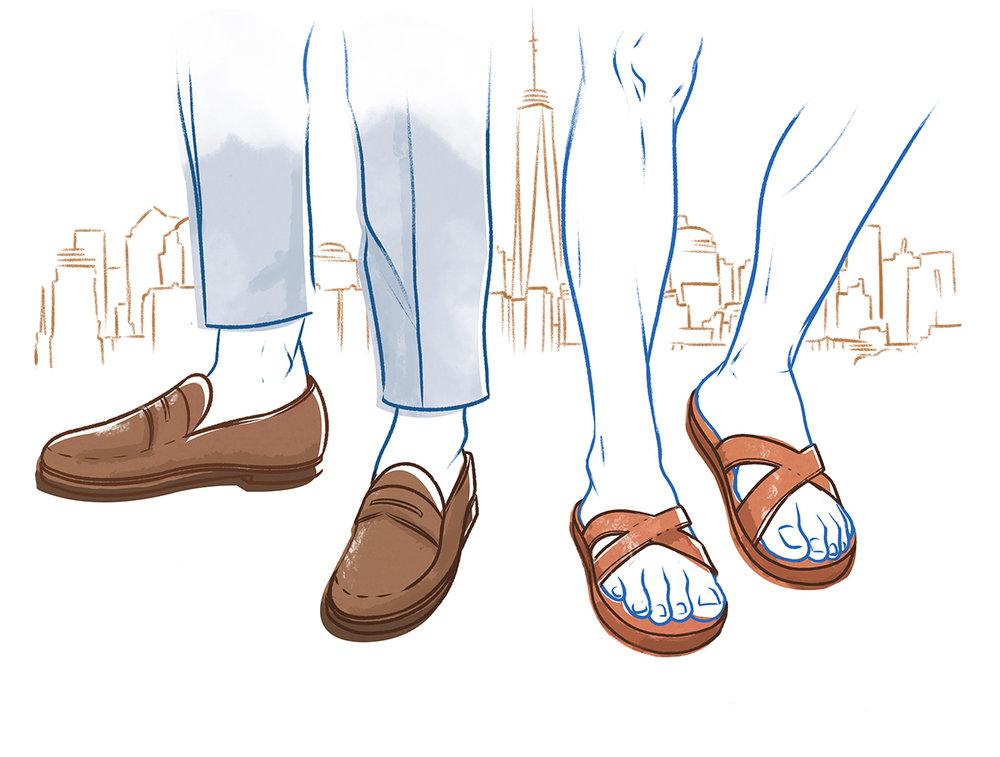 wallstreetjournal-sandals-paul-tuller