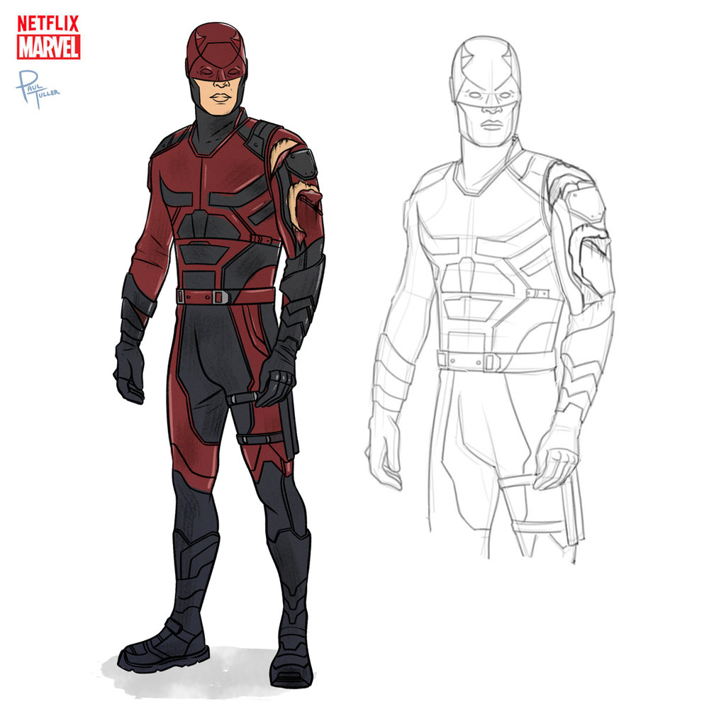 daredevil-costume-illustraiton