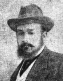 George de Bothezat (1882 - 1940) ca. 1910. Image source: Botezat.jpg, public domain.