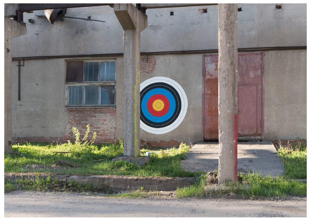 Bullseye hostage edition, angle