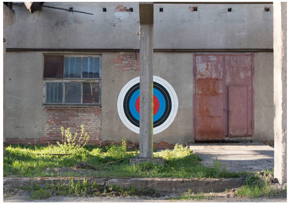 Bullseye hostage edition