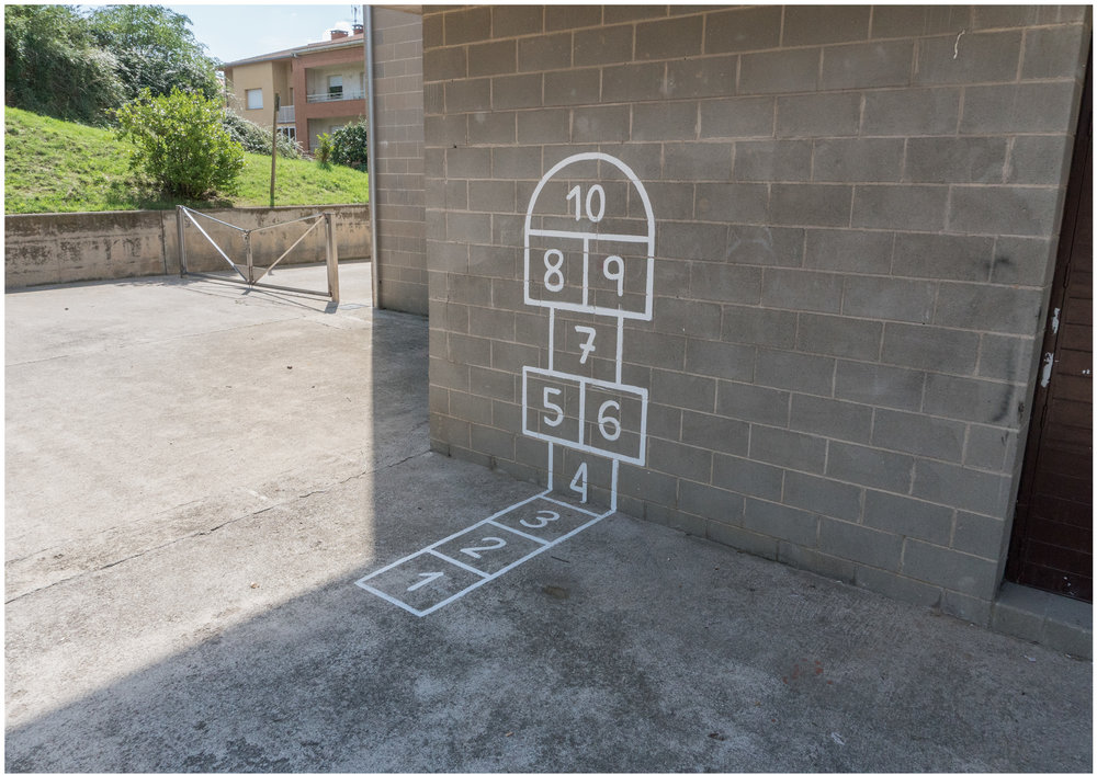 About hopscotch, limits and 30s.