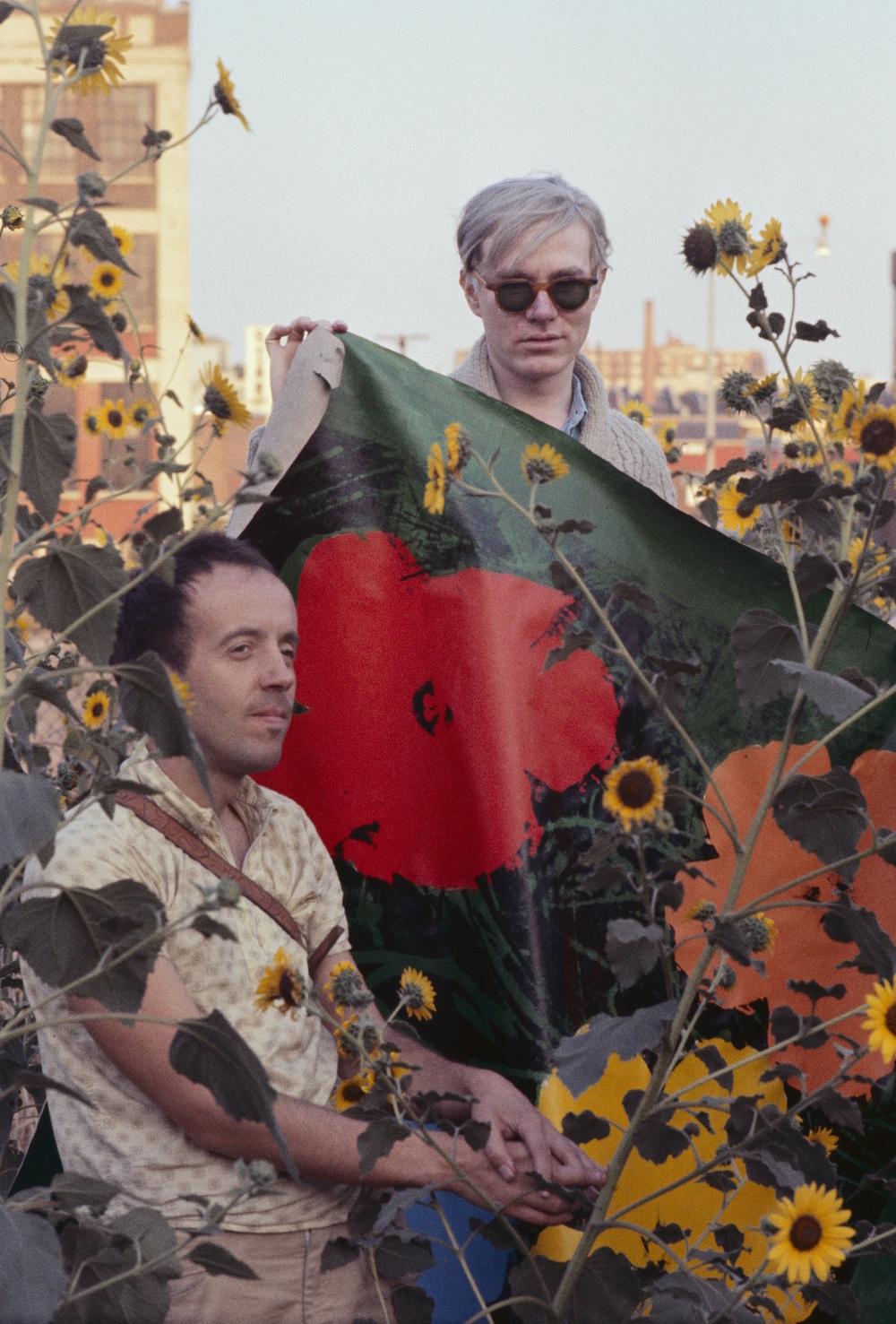 Andy Warhol    Robert Indiana    Americans 1963