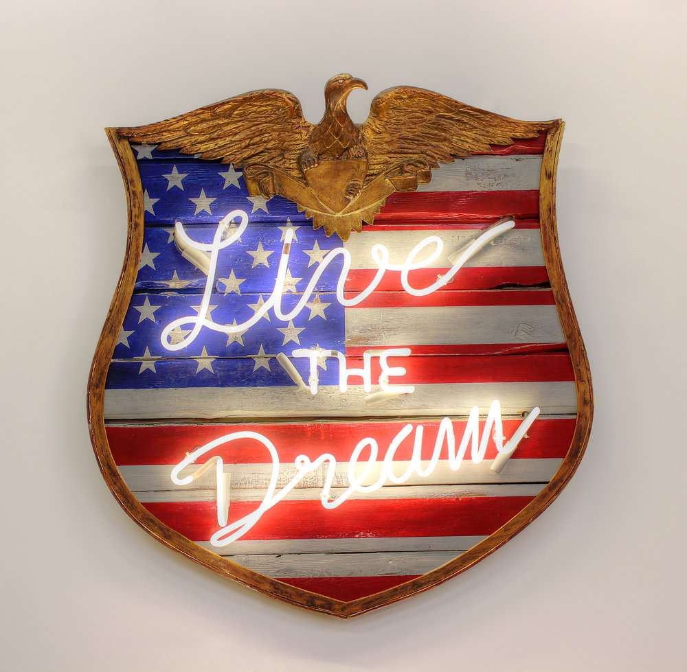 [chris]-[bracey]-[live the dream]