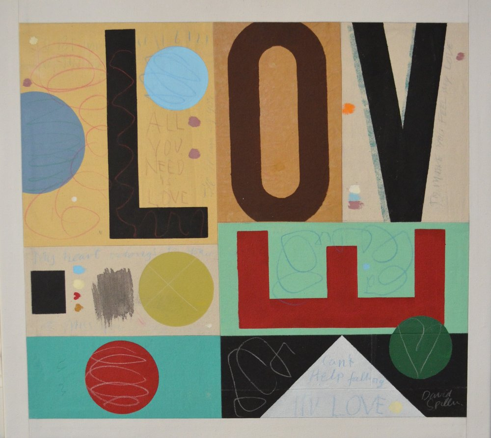 David Spiller - All You Need Is Love