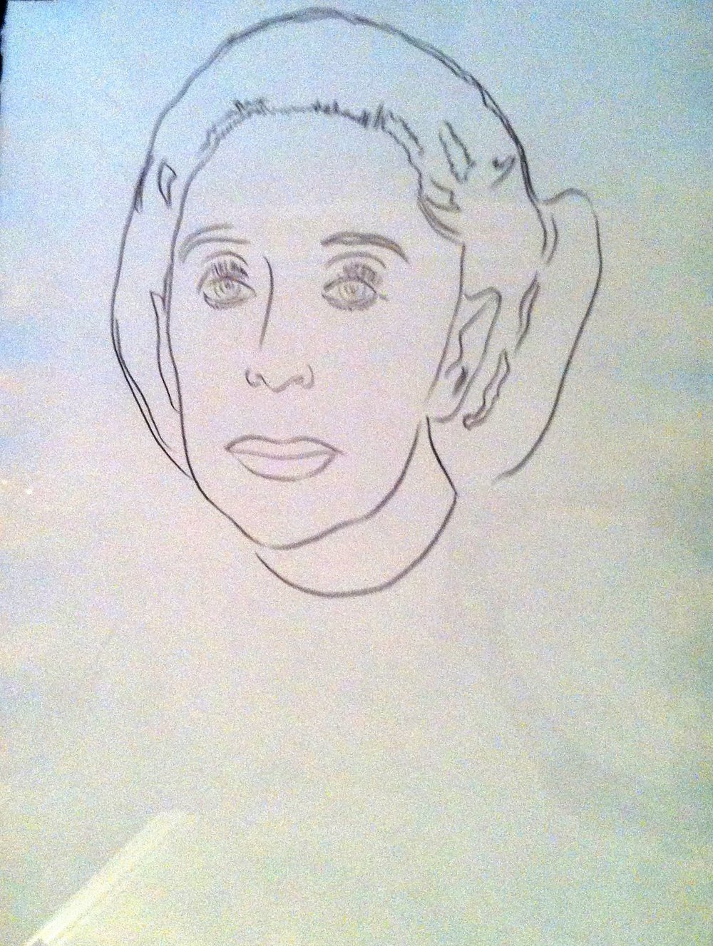 Andy Warhol - Martha Graham Portrait - Additional Information
