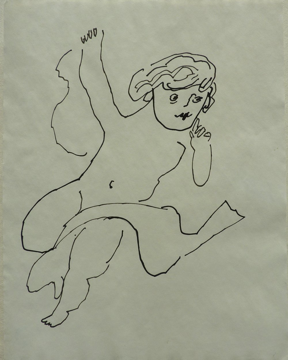 Andy Warhol - Angel (With Scarf) - Additional Information