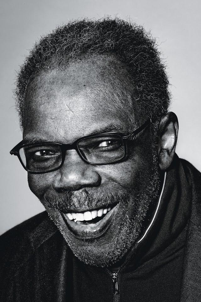 Portrait of artist Sam Gilliam