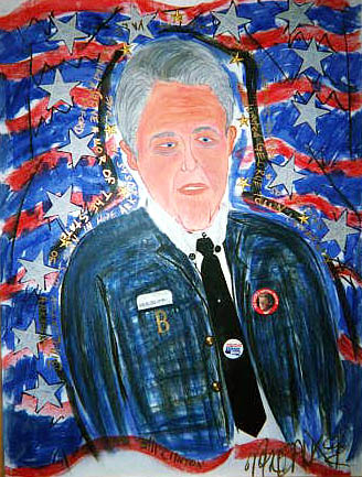 Pres. Bill Clinton
