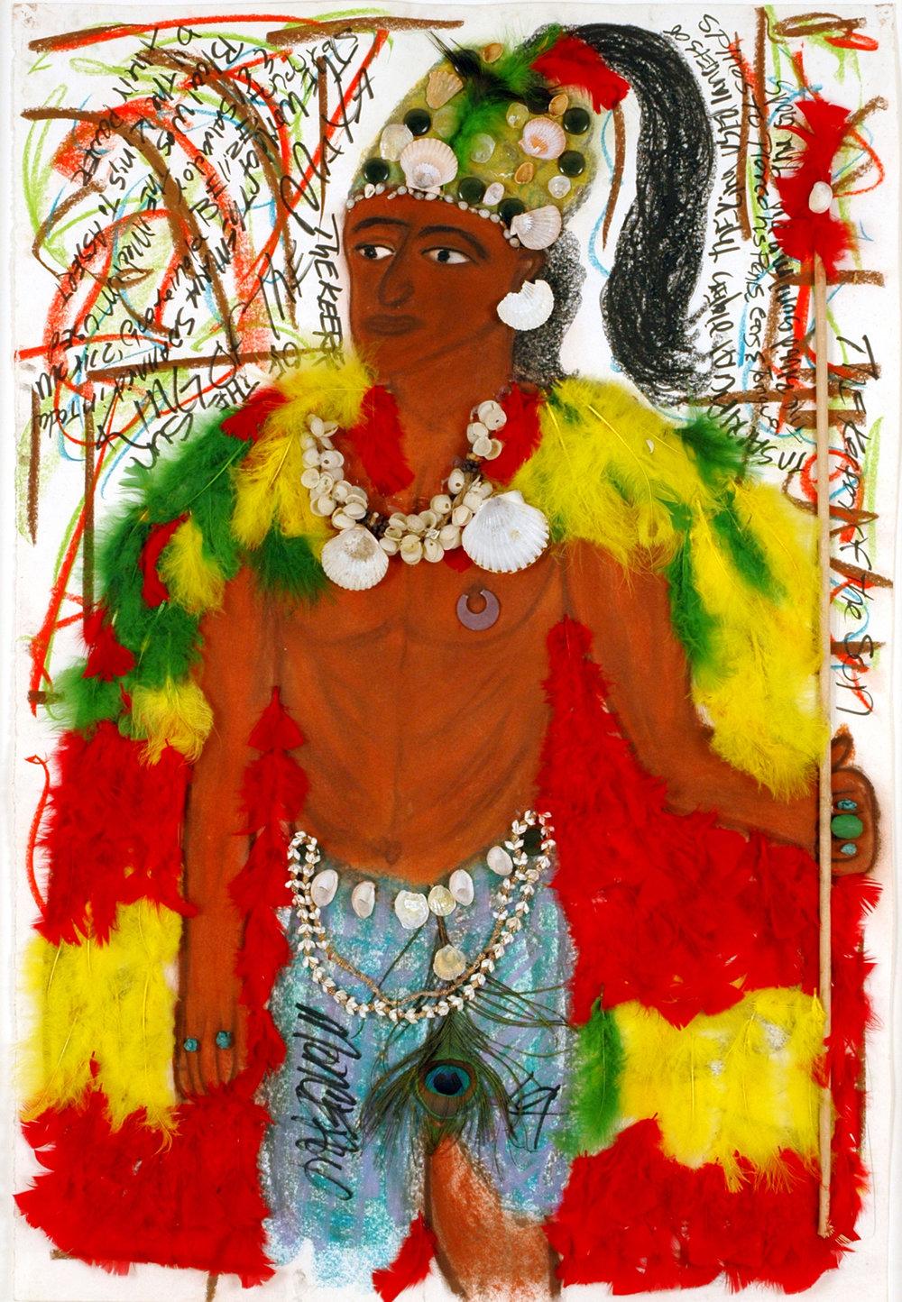 King Kamahameka III,