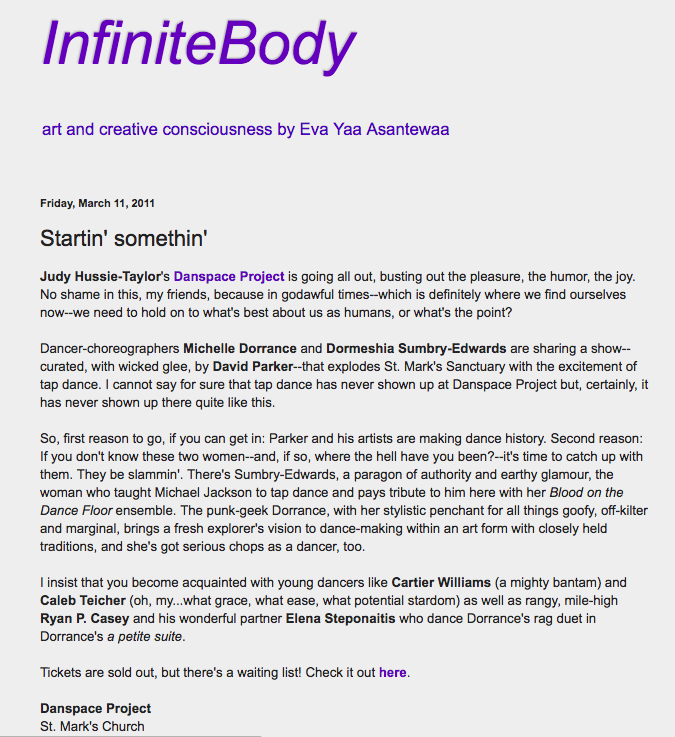 InfiniteBody