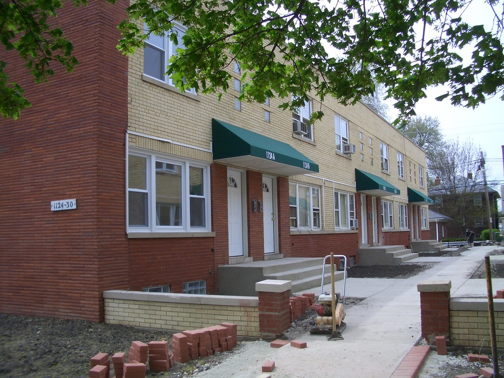 Town Homes in River Forest, IL