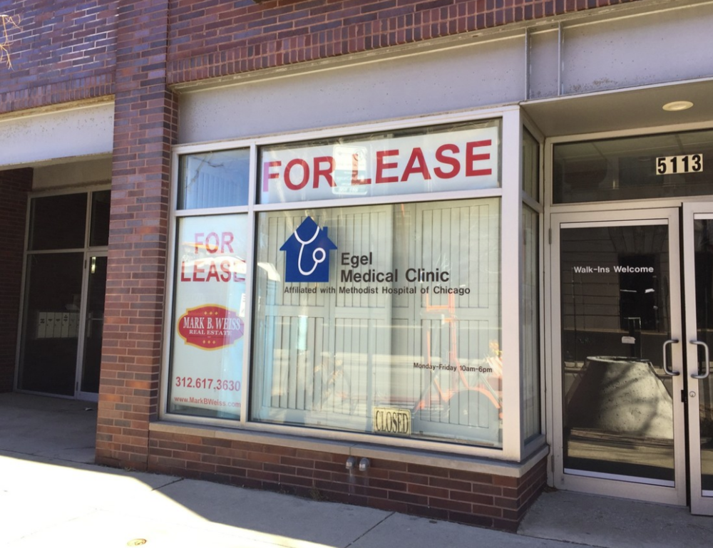5113 N Clark St - Prime Andersonville Office Space