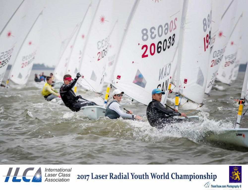LIAM BRUCE - LASER RADIAL YOUTH WORLDS 2017 - Liam at the Regatta Center Medemblik - ThomTouw - 20863272_1414553095303295_2509488882448223403_o.jpg