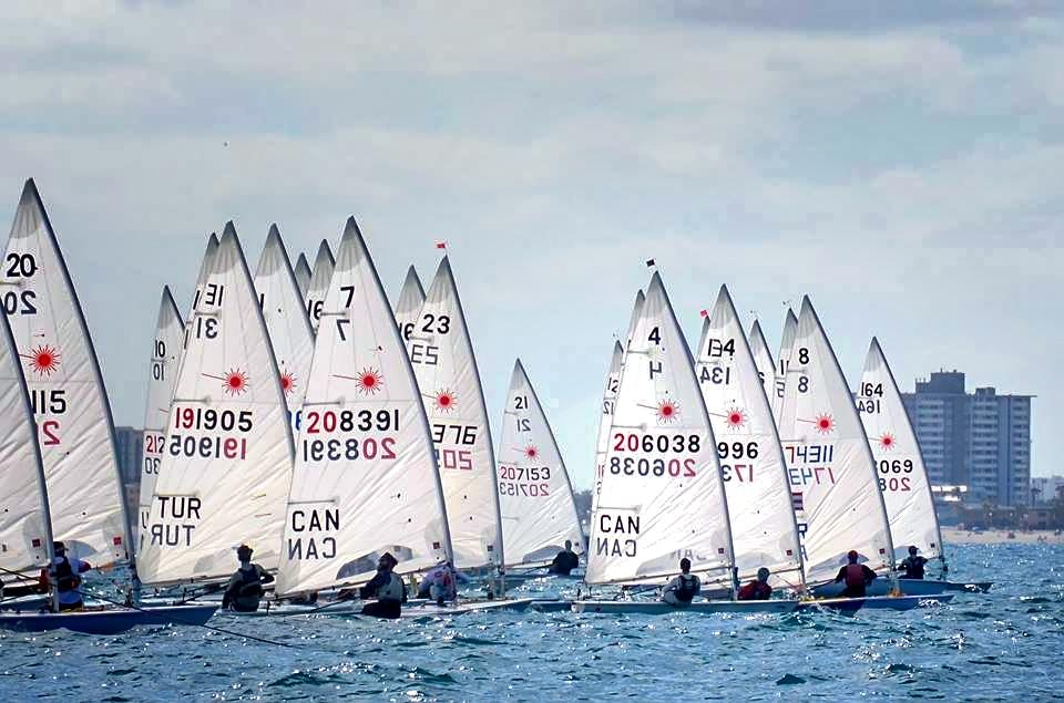 Good sized fleet. (206038) Photo Credit: Ken Dool