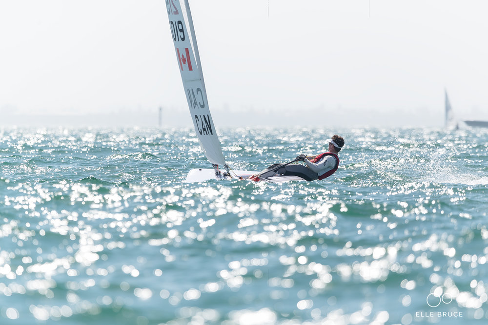 LIAM BRUCE - 2019 LASER MIDWINTERS EAST - Liam Bruce Upwind sparkling water -20190224-7297-WM-1500.jpg