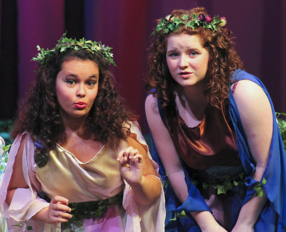 Alexis Lanzo and Marita Ellis - IOLANTHE