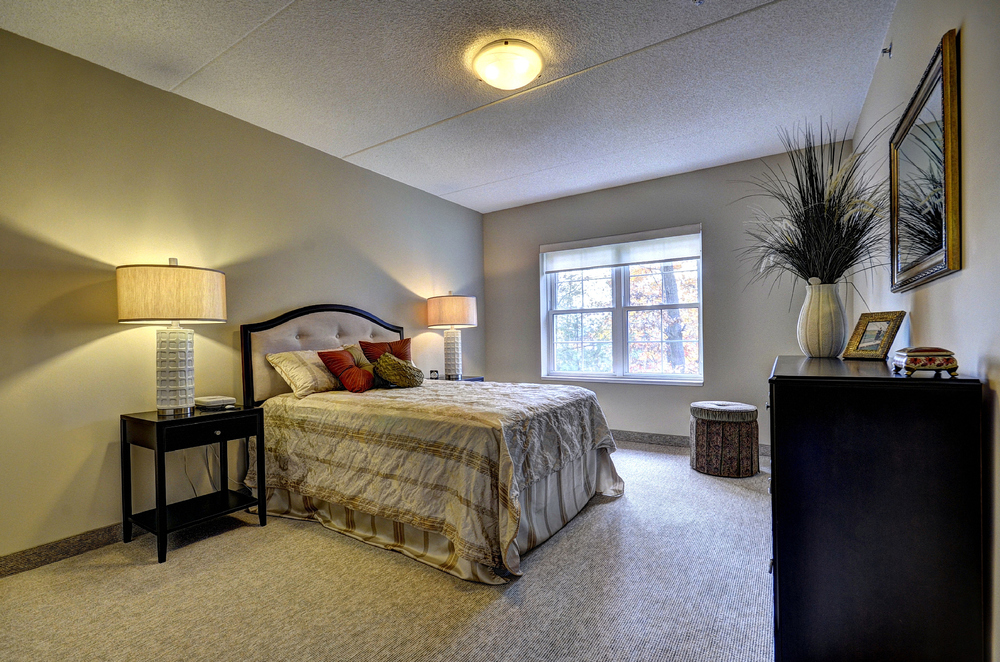 Granite Ridge Bedroom. Click to view larger image.