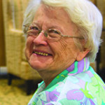 """Granite Ridge is a beautiful home, where you receive top quality care, love, and lots of fun and good times.""   Irene Danniels, Resident"