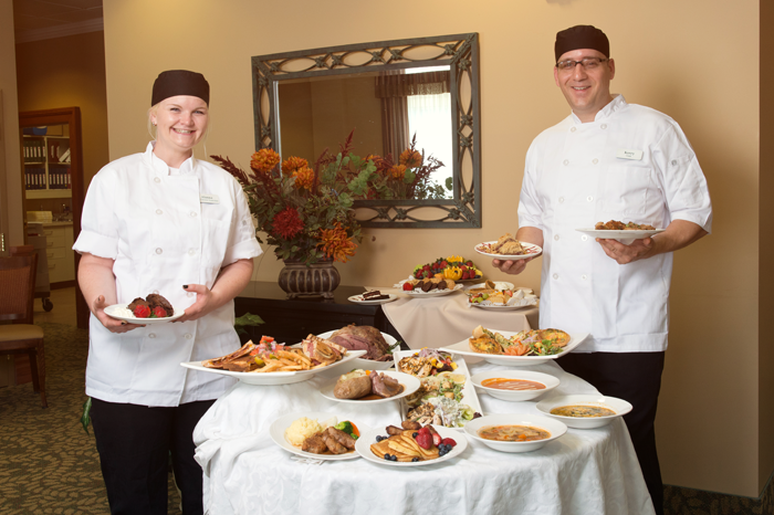Granite Ridge Chefs
