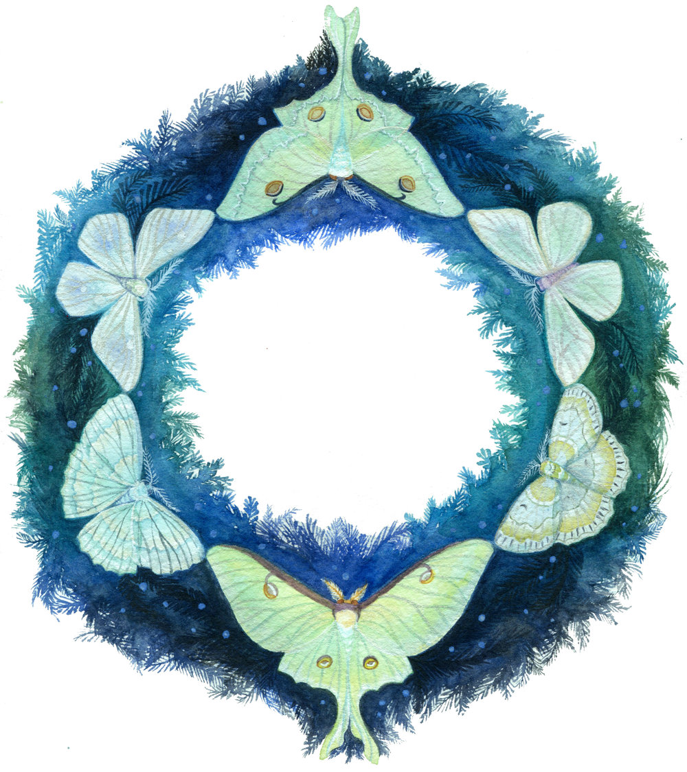 mothwreath