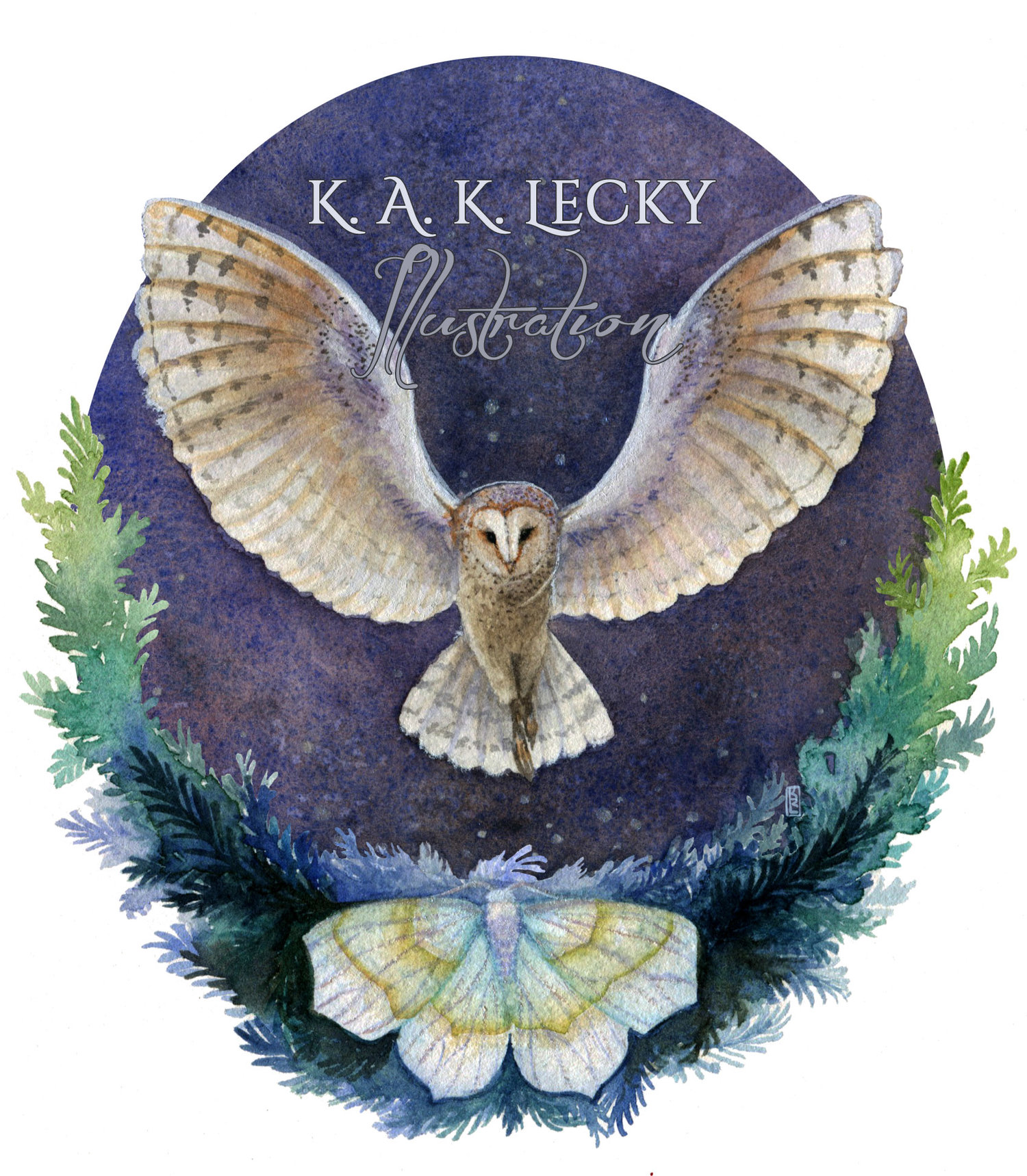 K. A. K. Lecky Illustration