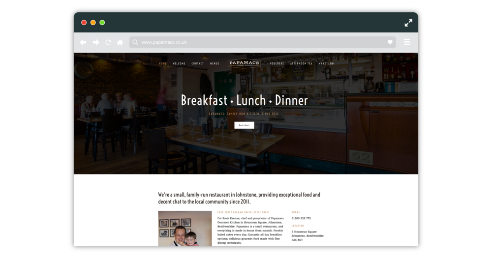 restaurant-web-design-glasgow-papamacs-johnstone-graphic-1.png