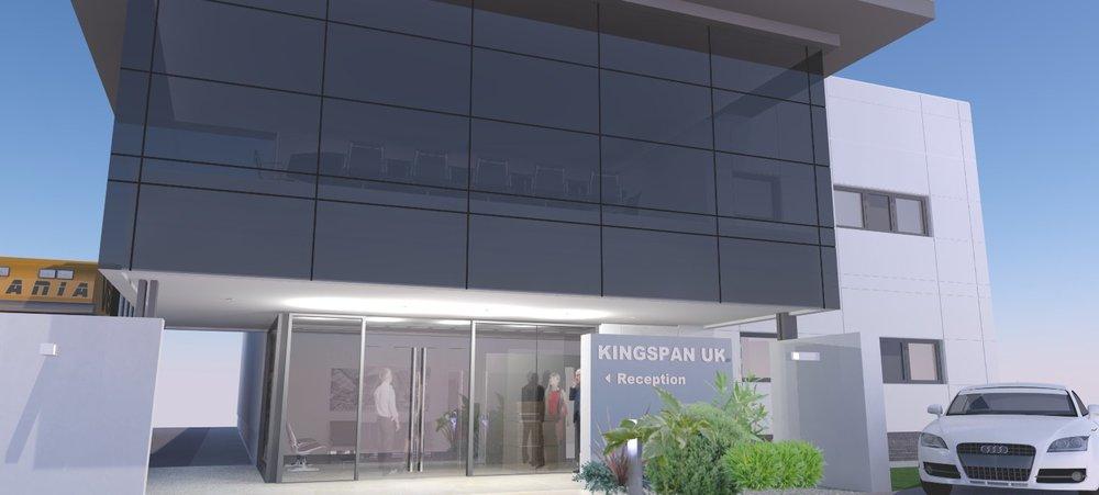 Kingspan/Klargester Factory, Aylesbury