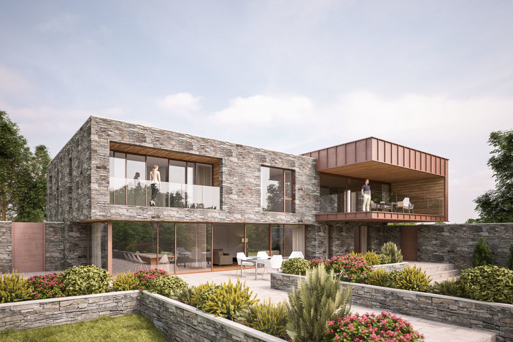 Yacht haven house hayling island barclay phillips architects