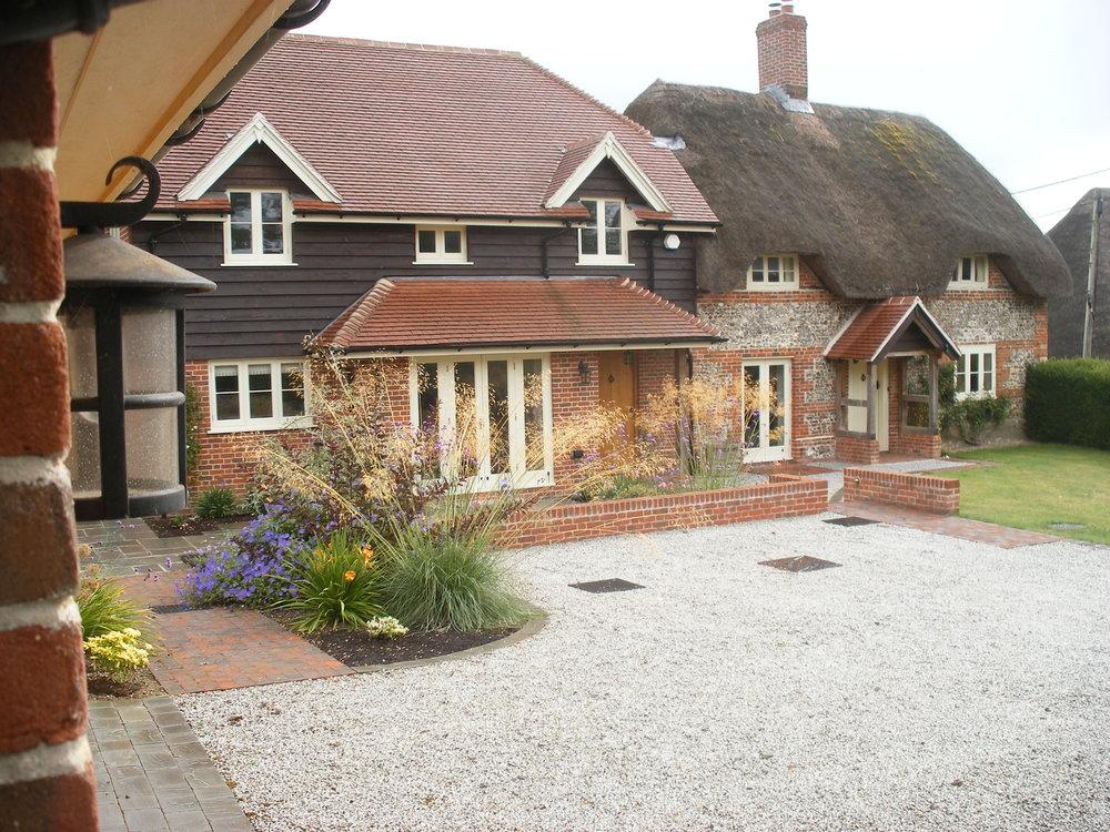 St David's Cottage, Longstock