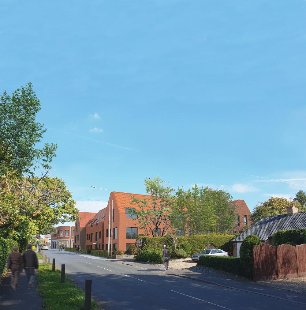 Garstang Road, Broughton