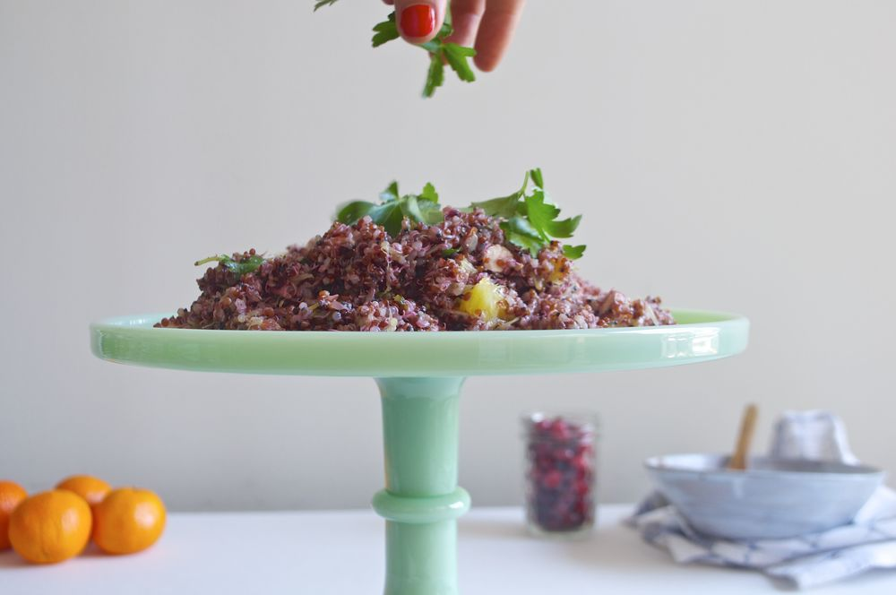 cranberry-mint-quinoa-salad-fried-parsley