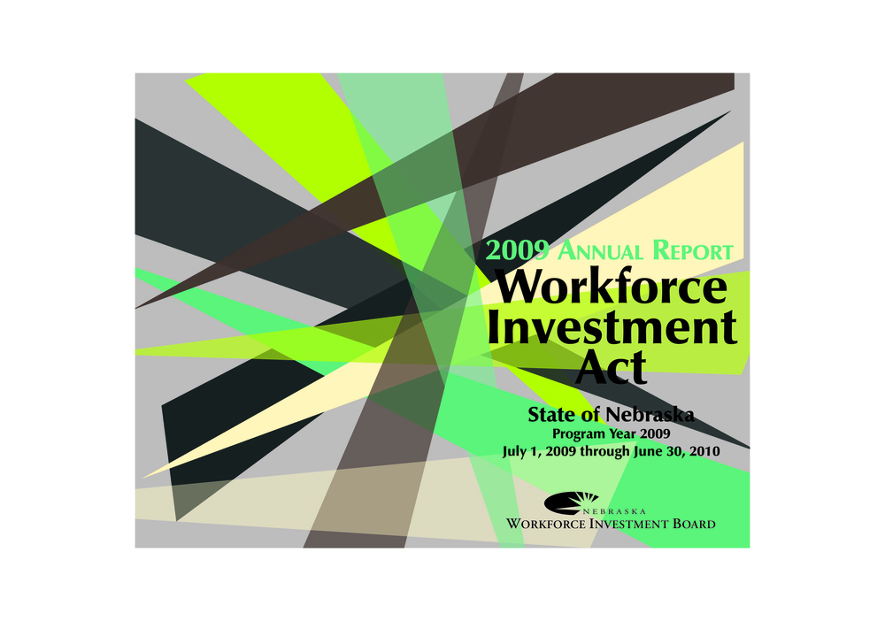 Workforce Investment Act | 2009
