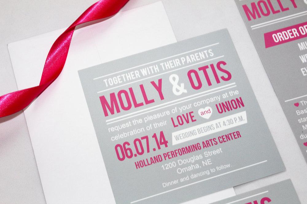 MOLLY + OTIS