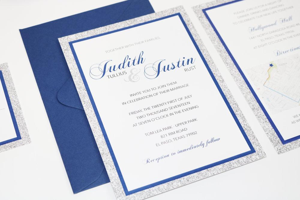 JUDY + JUSTIN
