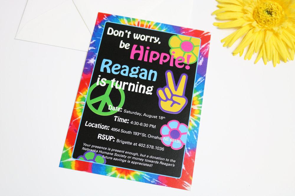 REAGAN | 2ND BIRTHDAY