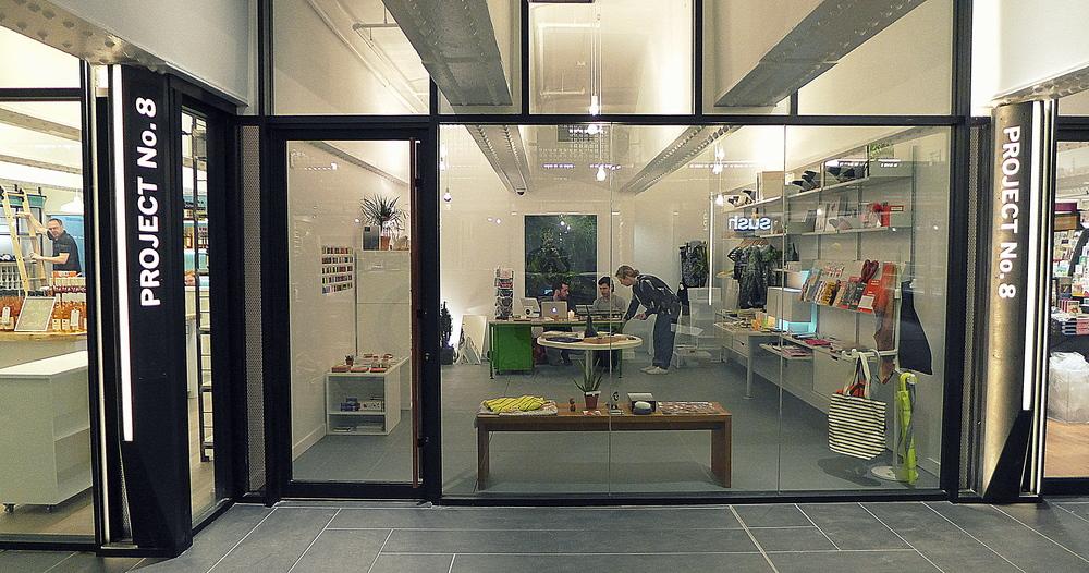 zusto architectural metal glass