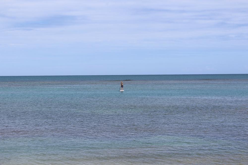 Luquillo Beach in Luquiloo, Puerto Rico