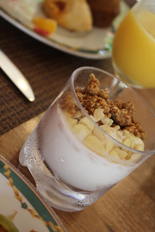 Make your own Yogurt Parfait