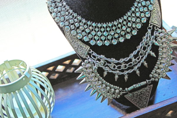 Falkin Necklace