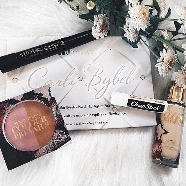 #Repost @livelifelovingleigh Loves our Bashful Biscuit Blush/Bronzer Duo & Blank Canvas Liquid Foundation! ・・・ Simple Makeup of the Day/Review. If you haven't tried  @colourprevails, and are looking for a good drug store foundation, this one is amazing. #colourprevails #noniecreme #motd #fotd #drugstore #makeup #carlibybelpalette #makeupjunkie #walgreens #bbloggers #beautyblogger #fashion #beauty